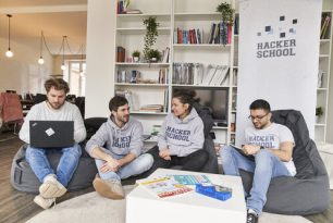 mint:pink Workshop bei der Hackerschool